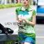 Lady Ribbon's Made Lady Sylvia Relaxed and Playful Cartoon Printed Shirt Dress thumbnail 1