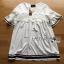 Lady Ribbon's Made Lady Koko Summery Navy Striped Lace and Polyester Dress thumbnail 5