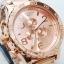 นาฬิกา NIXON Men Chronograph Chronograph Rose Gold Dails Watch A083897 48-20 thumbnail 3