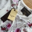Lady Ribbon's Made Lady Florence Boho Chic Floral Printed Maxi Dress thumbnail 8