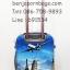 กระเป๋าเดินทางล้อลาก ลายเครื่องบินสีฟ้า ไซส์ 20 นิ้ว thumbnail 1