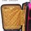 กระเป๋าเดินทางล้อลาก คันชักคู่ ไฟเบอร์ ลายพัด สีชมพู thumbnail 10