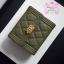 Chanel boy wallet สีเขียว งานHiend Original thumbnail 3