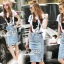 Seoul Secret Say's... Doggy Sequinny Chic Denim Skirt Set thumbnail 5