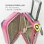 กระเป๋าเดินทางคุณภาพดี แบรนด์ Hipolo ของแท้ ไซส์ 20 นิ้ว แข็งแรงทนทาน thumbnail 2