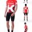 พร้อมส่ง >> ชุดปั่นจักรยาน New 2016 รุ่นใหม่ล่าสุด KATUSHA ชุดโปรทีมจักรยาน thumbnail 4