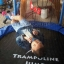 แทรมโพลีน 55 นิ้ว สปริงบอร์ด ออกกำลังกายเพิ่มความสูง รับน้ำหนักได้ 100 kg สำหรับบ้านพื้นที่น้อยๆ thumbnail 2