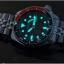 นาฬิกา Seiko Automatic Pepsi Diver Watch 200m SKX009K Oyster Strap thumbnail 7