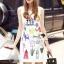 Seoul Secret Say's... Chill Lollita Stickly Dress thumbnail 3
