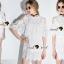 Seoul Secret Say's .... Angella OpenShoulder Curvlu Lace Dress thumbnail 4