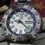 นาฬิกา หน้าขาว Seiko Mini Monster Snow srp481k thumbnail 4