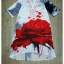 Sweet Bunny Present... Embroidered Rose Print Dress thumbnail 6