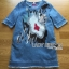 Lady Ribbon's Made Lady Sophie Sequin Embroidered Ripped Denim Dress thumbnail 5