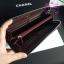 Chanel wallet chevron สีดำ งานHiend Original thumbnail 8