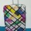 กระเป๋าเดินทาง 28 นิ้ว ลาย Colour สีสวยสดใส thumbnail 1