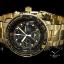 Seiko Chronograph Premier Pilot Gold SNA414P1 thumbnail 2