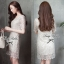 Lady Ribbon's Made Lady Annie Ultimate Luxury Glitter Lace Dress thumbnail 5