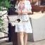 Seoul Secret Say's... Bohe Ladiest Smocking Color Dress thumbnail 1