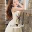 Seoul Secret Say's... Violatta Bloom Creamy Cami Dress thumbnail 3