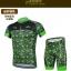 **สินค้าพรีออเดอร์**New 2015 ชุดจักรยาน(เสื้อ+กางเกงปั่นจักรยาน) ลายทหารสุดแนว thumbnail 5
