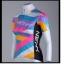 **พรีออเดอร์** เสื้อปั่นจักรยานผู้หญิงแขนสั้น เสื้อจักรยาน NENK สีสันสดใส สวย โดดเด่น เนื้อผ้าดี thumbnail 2