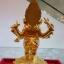 #พระพิฆเนศ #เทพเจ้าแห่งความสำเร็จ ขนาดบูชา #ปิดทององค์จริงสง่างามสวยมากค่ะ #สหพระเครื่อง แฟชั่นรามอินทรา 0615858999 thumbnail 3
