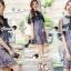 Seoul Secret Say's... Nista Party Flora Stickly Lace Dress thumbnail 2