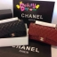 Chanel Classic 10นิ้ว สีดำ CARVIER LEATHER thumbnail 10