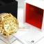 นาฬิกา NIXON Men Chronograph Chronograph Gold Dails Watch A083502 48-20 thumbnail 3