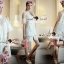Seoul Secret Say's... Open Shiulder Lace Furnish Shirt Dress thumbnail 7