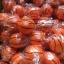 บอลบีบสำหรับบริหารมือ เนื้อยาง pu ลายลูกบาส thumbnail 1