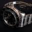 นาฬิกา Seiko Automatic Sports Mens Diver Watch Black SNZH55K1 thumbnail 4