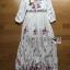 Lady Ribbon's Made Lady Florence Boho Chic Floral Printed Maxi Dress thumbnail 7