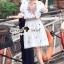 Seoul Secret Say's... Bohe Ladiest Smocking Color Dress thumbnail 4