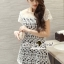 Seoul Secret Say's... Girly See-Through Netty Princess Lace Dress thumbnail 4