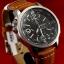นาฬิกา Seiko Men Chronograph Solar System ssc081P สายหนัง seiko หน้า Panerai thumbnail 3
