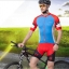 **สินค้าพรีออเดอร์**ชุดจักรยานคุณภาพดี Lambda (เสื้อแขนสั้น + กางเกงปั่นจักรยาน) thumbnail 11