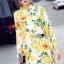 Seoul Secret Say's... Lemonnade Handmake Sequin Dress thumbnail 2