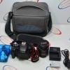 Canon EOS 550D + Lens 18-55mm IS