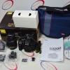 กล้อง Nikon D3200 + เลนส์คิท 18-55 DX VR