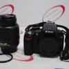 Nikon D3100+Lens Kit 18-55