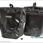 กระเป๋าคู่หลัง Ortlieb Back-Roller Classic / Black (Pair)