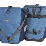 กระเป๋าคู่หลัง ORTLIEB Back Roller Plus Color : Denim-Steel Blue ,
