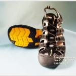รองเท้า SIX-TEN ( Darkrock) / สีดำ / ลงน้ำ ปั่น ปีนเขา