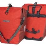 กระเป๋าคู่หลัง ORTLIEB Back Roller Plus Color : Red/Chilli