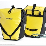 กระเป๋าคู่หลัง Ortlieb Back-Roller Classic / Yellow-Black (Pair)