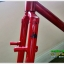 DARKROCK TOURING พันธ์แท้ / FRAME SET สีแดงสวย ๆ thumbnail 6