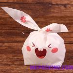 ถุงหิ้วในตัว กระต่ายหัวเราะ