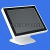 """คอมพิวเตอร์ระบบสัมผัส 15 นิ้ว Heavy Duty สีขาว รุ่น IN-15W (All in One Touchscreen POS 15"""")"""