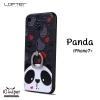 LOFTER iRing Cartoon Case #1 - Panda (iPhone7+)